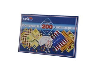 Снимка от Колекция от 200 игри - Noris