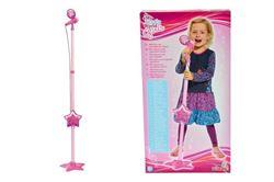 Снимка от Момичешки микрофон на стойка - Simba