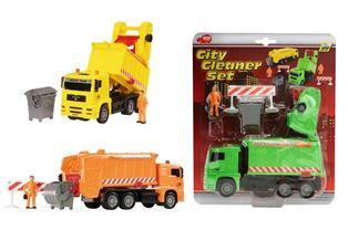 Снимка от  Камион за боклук /22 см; 3 вида/ - Dickie