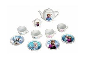 Снимка от Замръзналото кралство - Порцеланов сервиз за чай - Smoby
